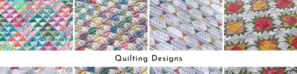 Quilting Designs Banner